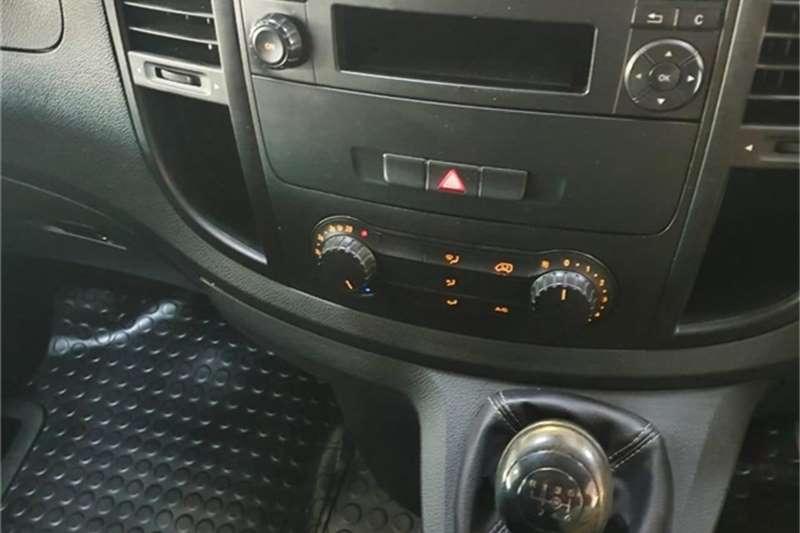 Mercedes Benz Vito 111 CDI panel van 2015