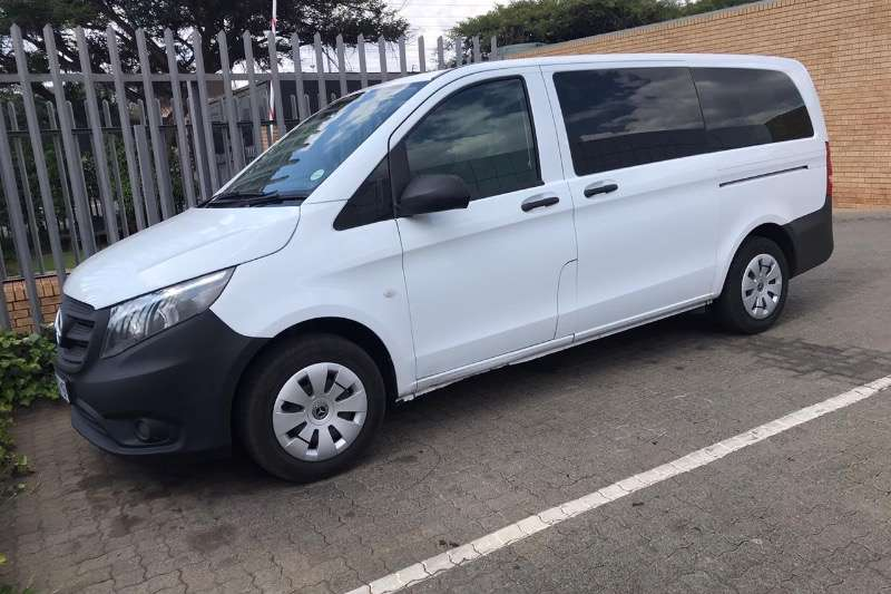 Mercedes Benz Vito 111 CDI panel van 2017