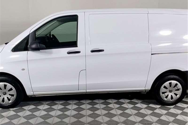 2020 Mercedes Benz Vito Vito 111 CDI panel van