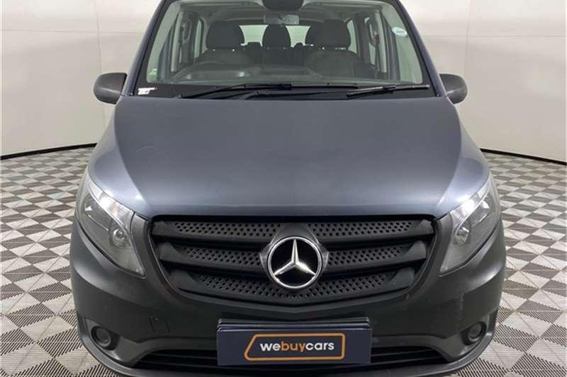 2016 Mercedes Benz Vito Vito 111 CDI Tourer Pro