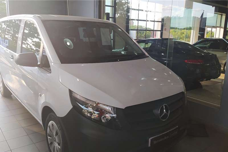 Mercedes Benz Vito 111 CDI Tourer Pro 2019