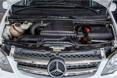 Mercedes Benz Vito 113 CDI crewbus 2013
