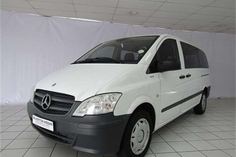 Mercedes Benz Vito 113 CDI crewbus Function 2011