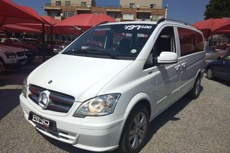 Mercedes Benz Vito 113 CDI Function 2011