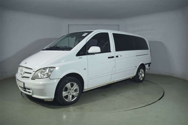 Mercedes Benz Vito 113 CDi FUNTION 2013