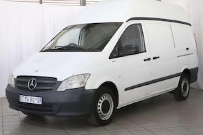 Mercedes Benz Vito 113 CDI P/V 2012