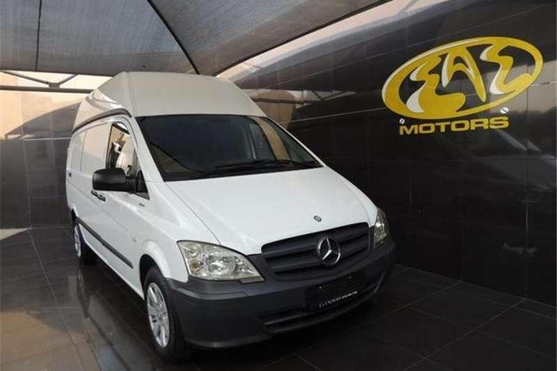 Mercedes Benz Vito 113 CDI Panel Van high roof 2012
