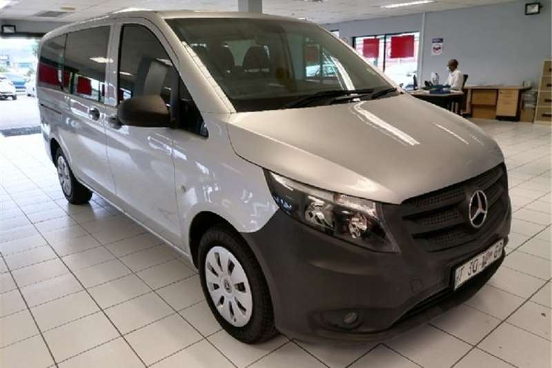 Used 2018 Mercedes Benz Vito 114 CDI Tourer Pro