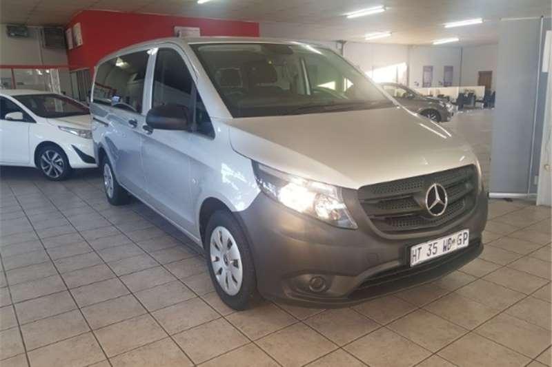 Used 2018 Mercedes Benz Vito 114 CDI Tourer Pro