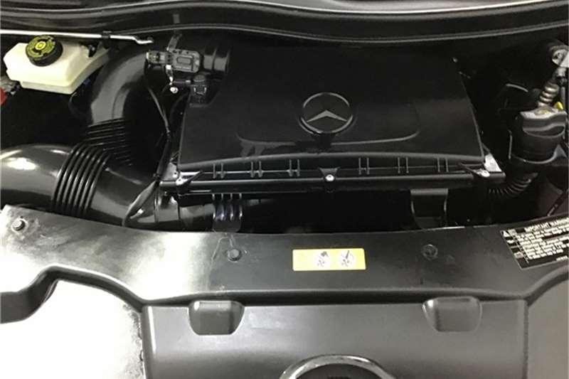 Mercedes Benz Vito 114 CDI Tourer Pro auto 2017