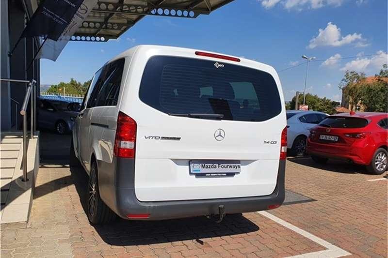 Mercedes Benz Vito 114 CDI Tourer Pro auto 2018