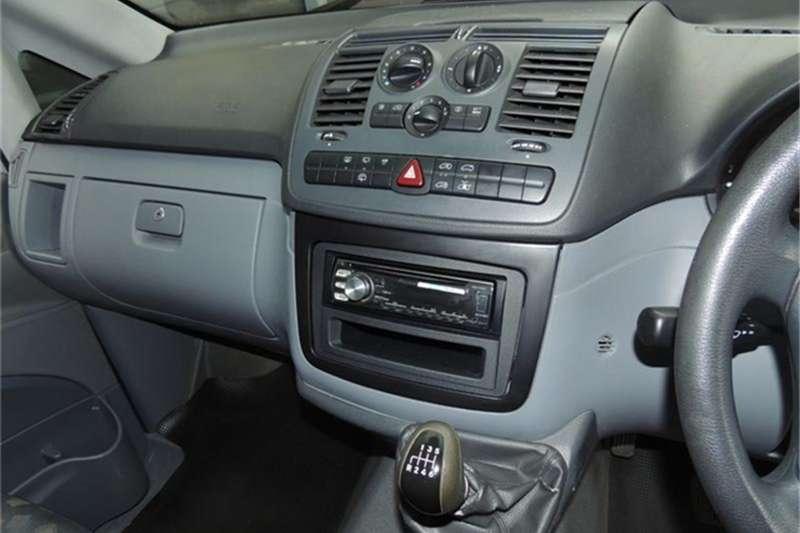 Mercedes Benz Vito 115 CDI 2.2 crew bus 2004