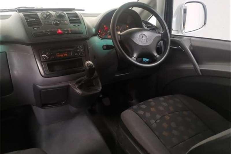 2006 Mercedes Benz Vito Vito 115 CDI 2.2 crew bus