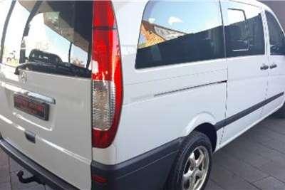 Mercedes Benz Vito 115 CDI 2.2 crew bus 2008