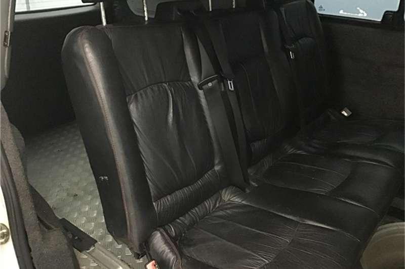 Mercedes Benz Vito 115 CDI 2.2 crew cab 2005