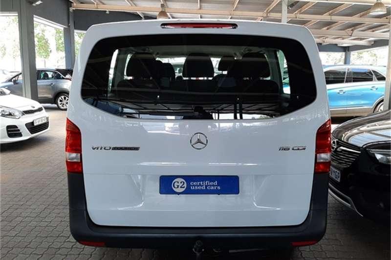 Mercedes Benz Vito 116 2.2 CDI Tourer Pro A/T 2018