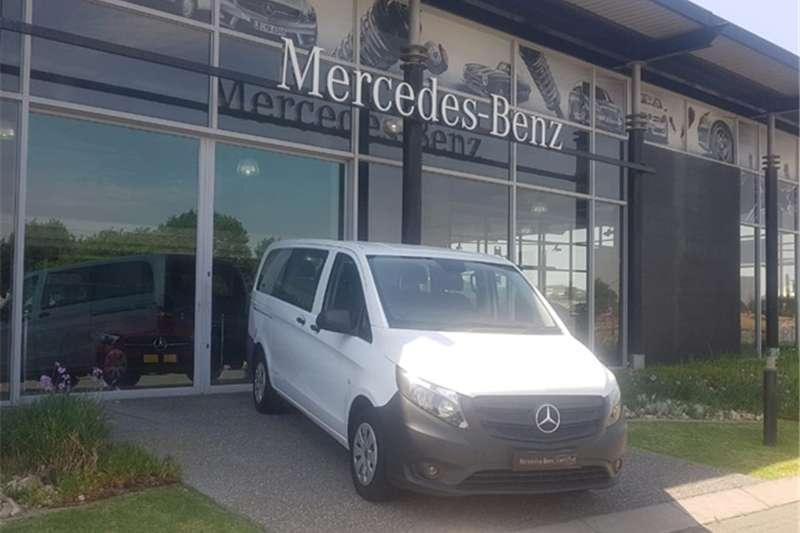 Mercedes Benz Vito 116 2.2 CDI Tourer Pro A/T 2019
