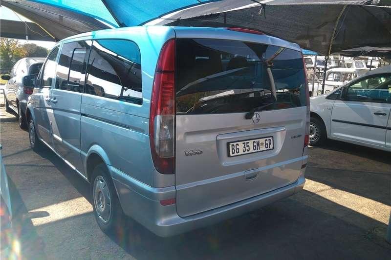 Used 2011 Mercedes Benz Vito
