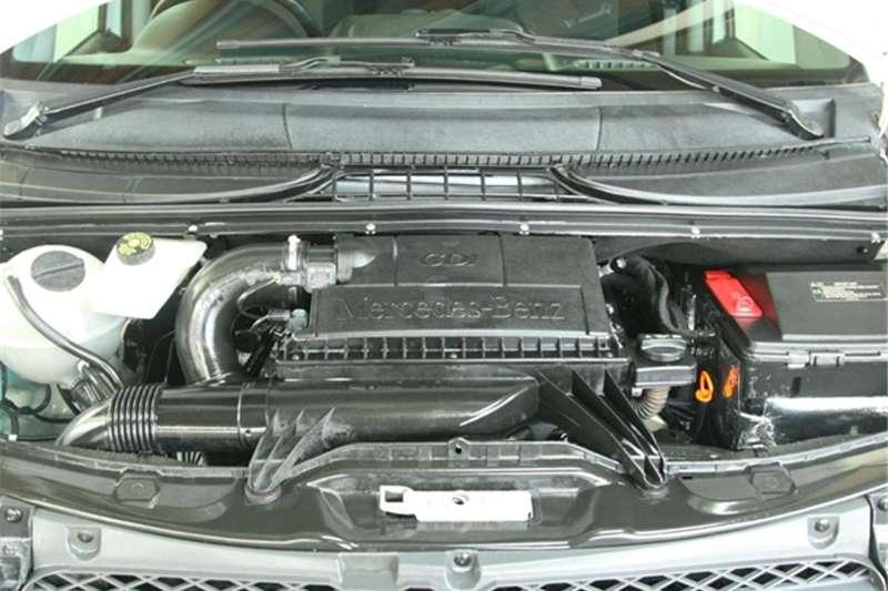 Mercedes Benz Vito 116 CDI crewbus 2013