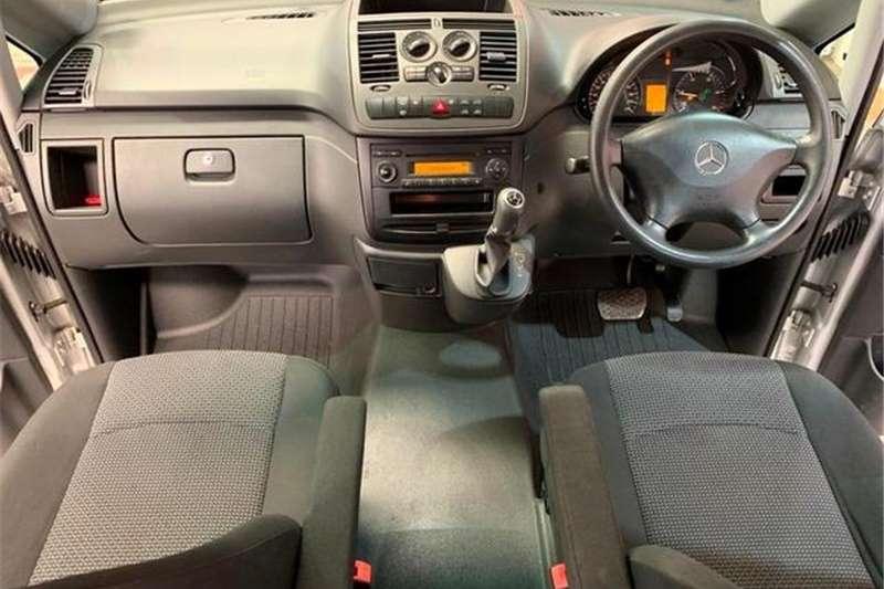 Mercedes Benz Vito 116 CDI crewbus 2014