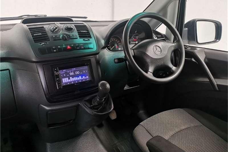 Used 2014 Mercedes Benz Vito 116 CDI crewbus