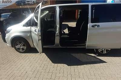 Used 2018 Mercedes Benz Vito 116 CDI crewbus auto