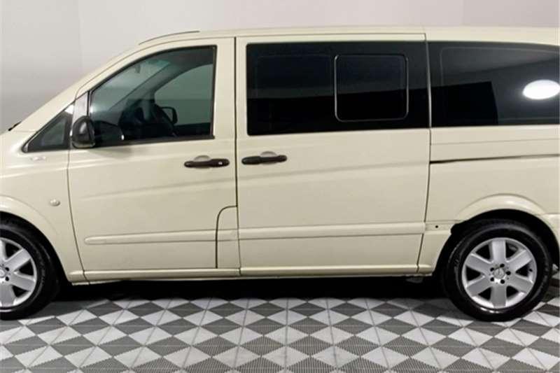 Used 2011 Mercedes Benz Vito 116 CDI crewbus Shuttle