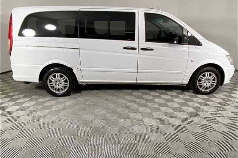 2013 Mercedes Benz Vito Vito 116 CDI crewbus Shuttle
