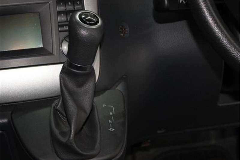 Mercedes Benz Vito 116 CDI crewbus Shuttle 2014