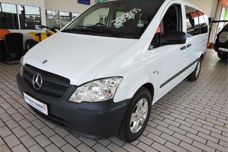 Mercedes Benz Vito 116 CDI panel van 2012