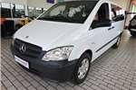 Mercedes Benz Vito 116 CDI panel van 2012