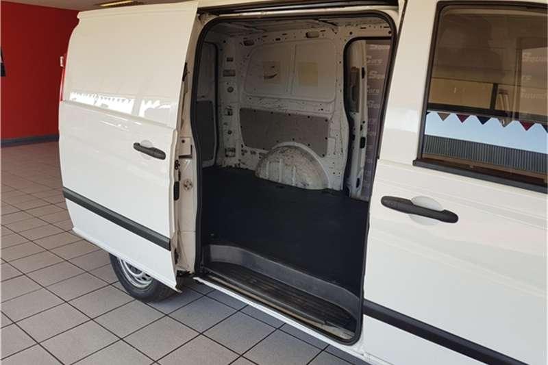 Mercedes Benz Vito 116 CDI panel van 2013