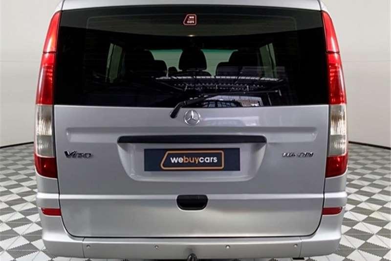 2013 Mercedes Benz Vito Vito 116 CDI panel van