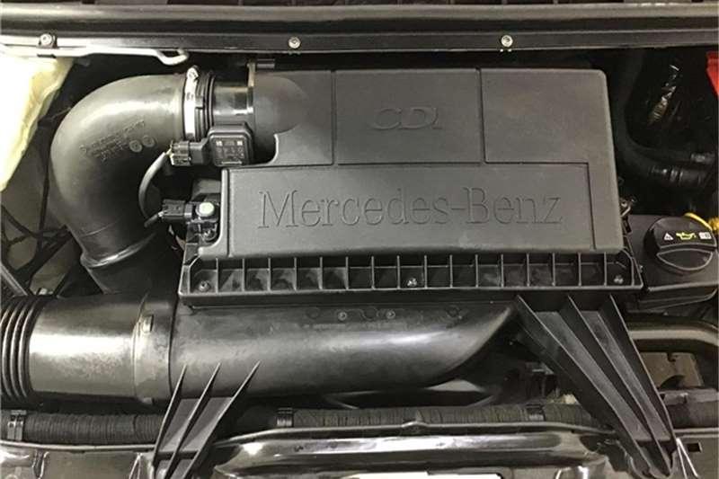 Mercedes Benz Vito 116 CDI panel van 2014