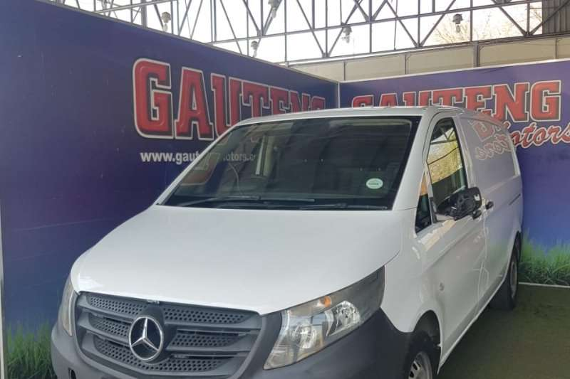 Mercedes Benz Vito 116 CDI panel van 2015