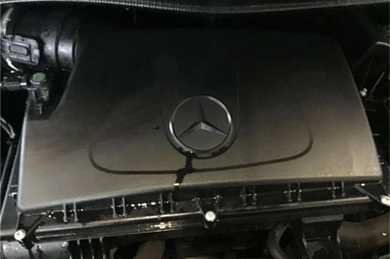 Mercedes Benz Vito 116 CDI panel van 2017