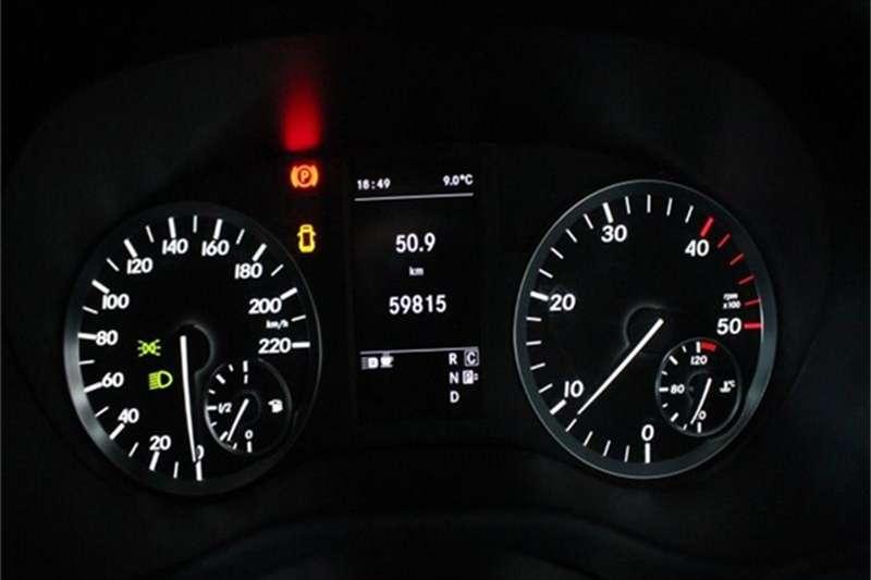 Mercedes Benz Vito 116 CDI Tourer Pro 2016