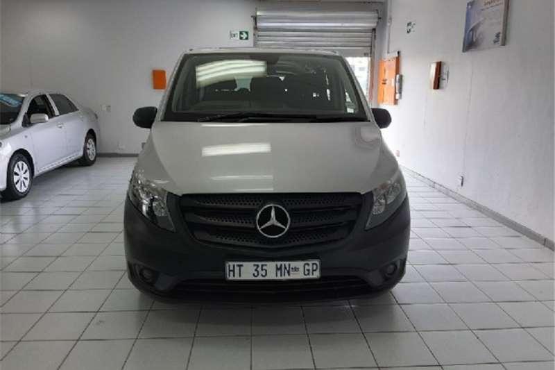 Mercedes Benz Vito 116 CDI Tourer Pro 2018