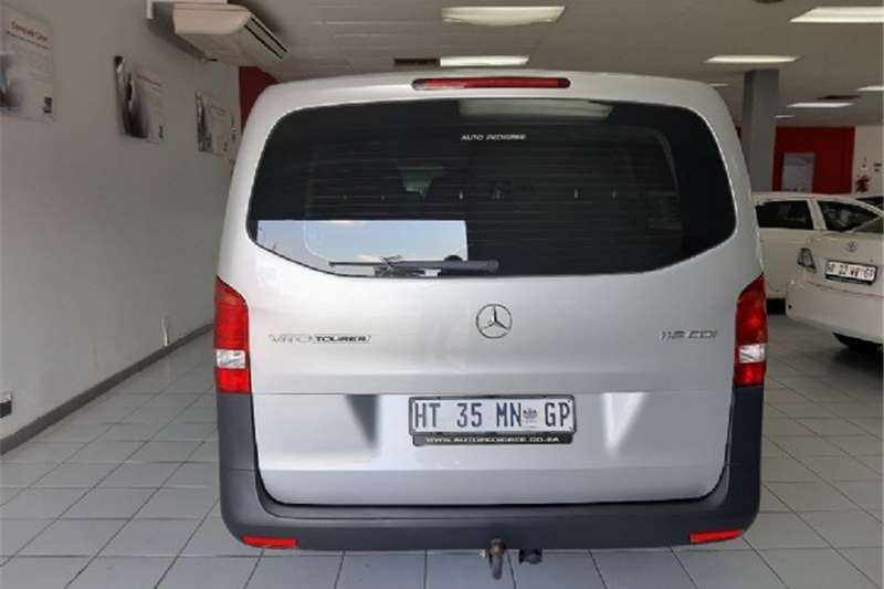 2018 Mercedes Benz Vito Vito 116 CDI Tourer Pro