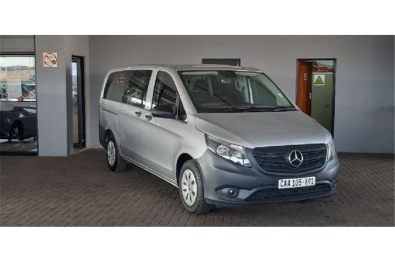 Used 2019 Mercedes Benz Vito 116 CDI Tourer Pro