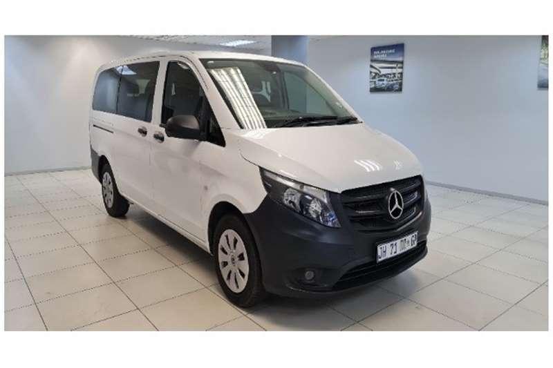 Used 2019 Mercedes Benz Vito 116 CDI Tourer Pro