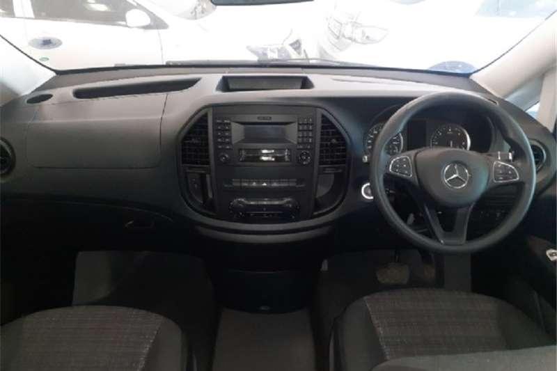 2019 Mercedes Benz Vito Vito 116 CDI Tourer Pro