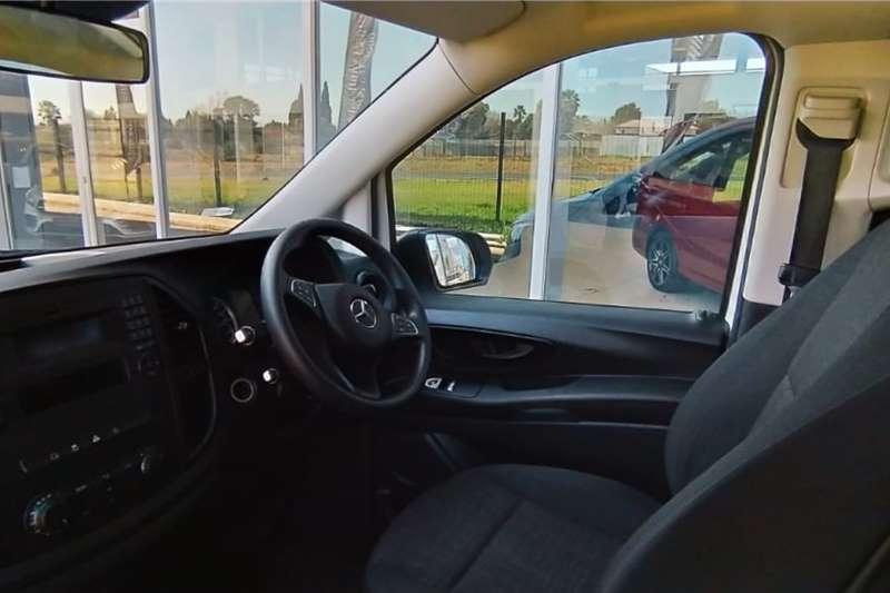 2019 Mercedes Benz Vito Vito 116 CDI Tourer Pro auto