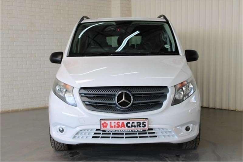 Mercedes Benz Vito 116 CDI Tourer Select 2015
