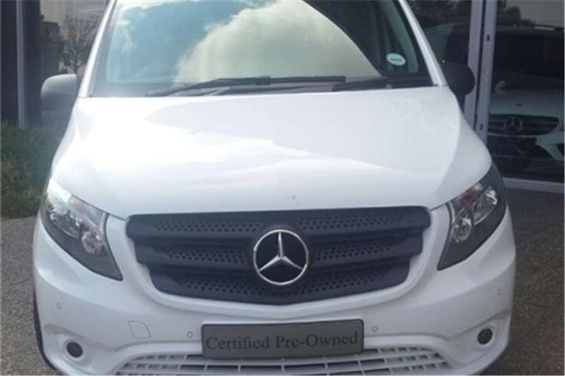 Mercedes Benz Vito 116 CDI Tourer Select 2016