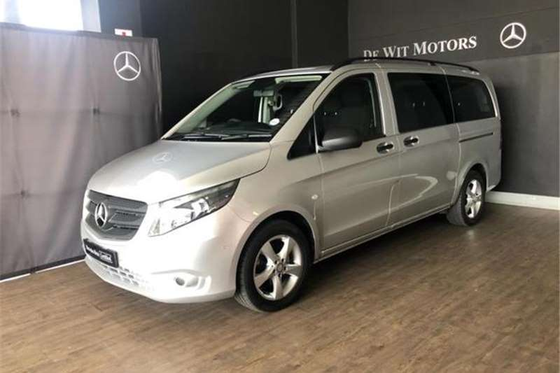 Mercedes Benz Vito 116 CDI Tourer Select Auto 2017