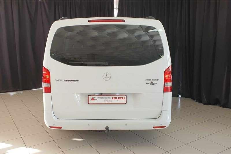 Used 2017 Mercedes Benz Vito