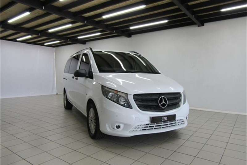 Mercedes Benz Vito 119 CDI Tourer Select auto 2015
