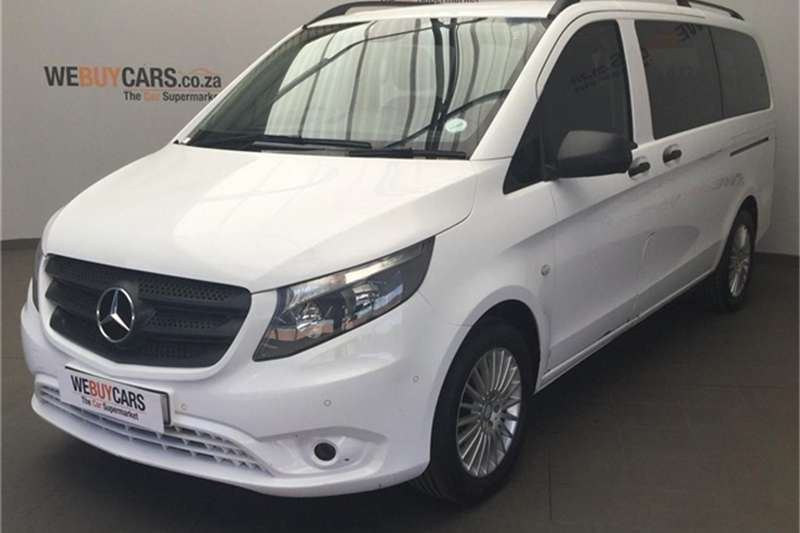 Mercedes Benz Vito 119 CDI Tourer Select auto 2016