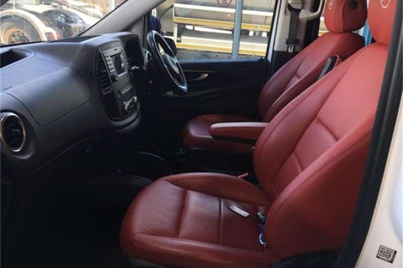 Mercedes Benz Vito 119 CDI Tourer Select auto 2017